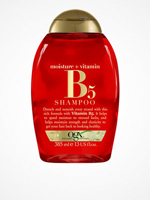 Hårprodukter - OGX Vitamin B5 Shampoo 385 ml Transparent