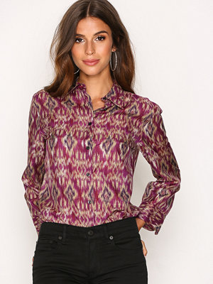 Lauren Ralph Lauren Gwenno 3/4 Sleeve Shirt Multi