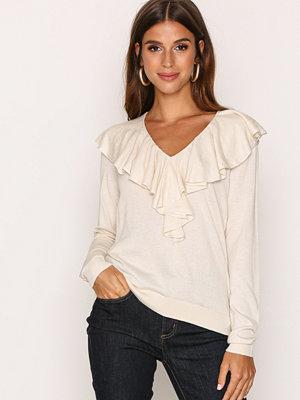 Lauren Ralph Lauren Vasiva Long Sleeve Natural