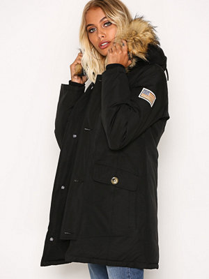 Svea Miss Smith Jacket Black