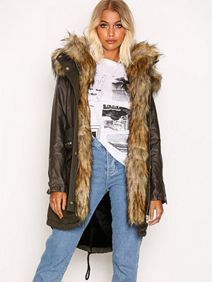River Island Notorious Parka