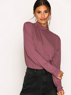 NLY Trend Perfect Covered Top Lila