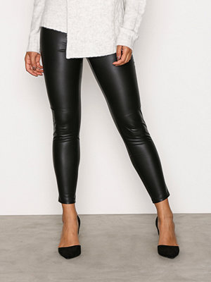Leggings & tights - Vila Vilacc 7/8 Leggings Svart