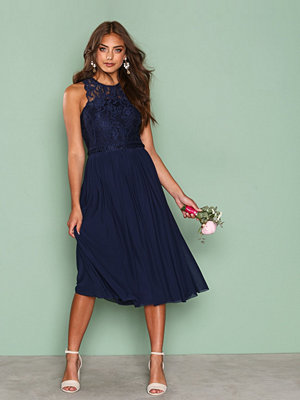 NLY One In The Clouds Dress Navy