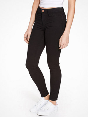 River Island Molly Jeggings Black