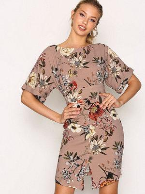 Closet Kimono Wiggle Dress Multi