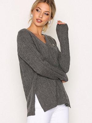 Polo Ralph Lauren Long Sleeve V-Neck Sweater Antique