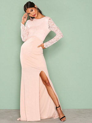 TFNC Seraphina Maxi Dress Peach