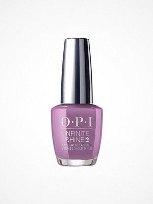Naglar - OPI Infinate Shine - One Heckla of a Color! Lilac