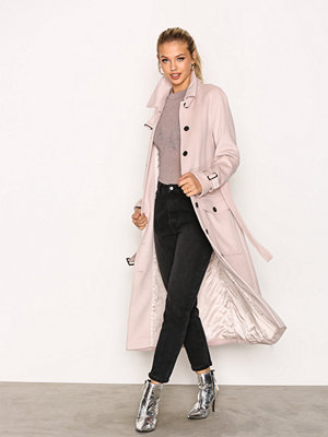 Selected Femme Sfally Long Wool Coat H Offwhite