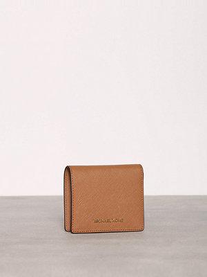 MICHAEL Michael Kors Money Pieces Flap Card Holder Acorn