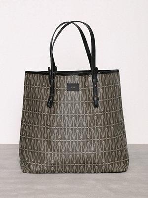 Handväskor - Dagmar Shopping Bag Military Green