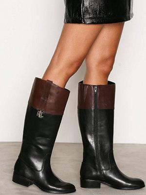 Lauren Ralph Lauren Merrie Boots Svart