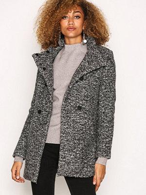Only onlSOPHIA Noma Wool Coat Cc Otw Mörk Grå