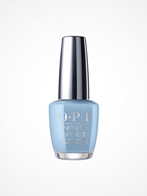 Naglar - OPI Infinate Shine - Check Out the Old Geysirs Blå