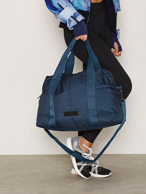 Sport & träningsväskor - Adidas by Stella McCartney Shipshape Bag M Petrol