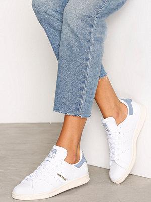 Adidas Originals Stan Smith Vit/Blå