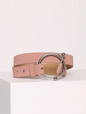 Bälten & skärp - Pieces Pcama Waist Belt Rosa