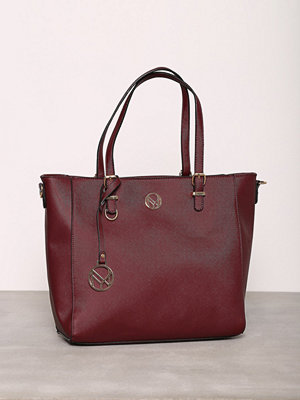 NYPD Totebag Soho Wine Red
