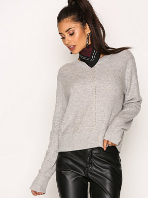 Calvin Klein Jeans September CN Sweater Light Grey