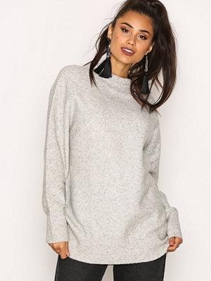 Dr. Denim Cajsa Sweater Light Grey