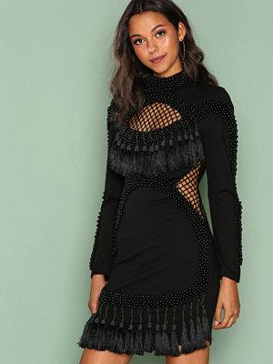 Forever Unique Latitia Dress Black