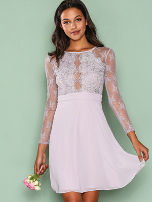 NLY Eve Whenever Lace Dress Lila
