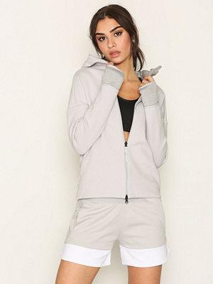 Sportkläder - adidas Sport Performance ZNE Hood2 Pulse Grå