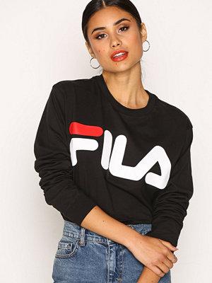 Fila Classic Logo Long Sleeve Black