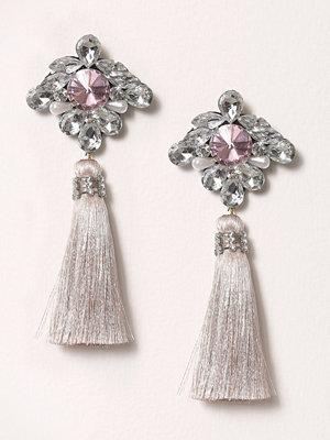 WOS örhängen Ruler Earrings Rosa