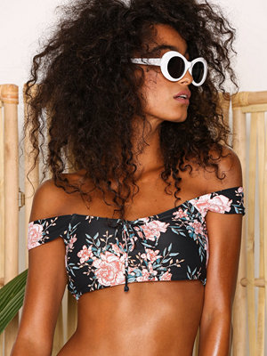 Billabong Let It Bloom Lace Up Black