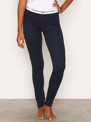 Pyjamas & myskläder - Tommy Hilfiger Underwear Legging Navy