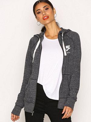 Nike NSW Gym Vintage Hoodie Fz Antracit