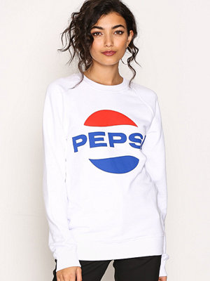 Sweet Sktbs Pepsi Crew Sweater White