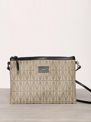 Dagmar mönstrad kuvertväska Strap Bag Safari