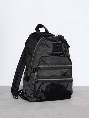 Marc Jacobs svart ryggsäck Backpack