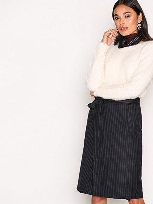 Filippa K Double Wrap Skirt Navy