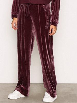 Adidas Originals omönstrade byxor VV Sailor Pant Maroon