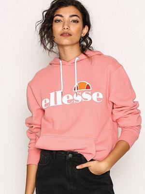 Street & luvtröjor - Ellesse El Torices Soft Pink
