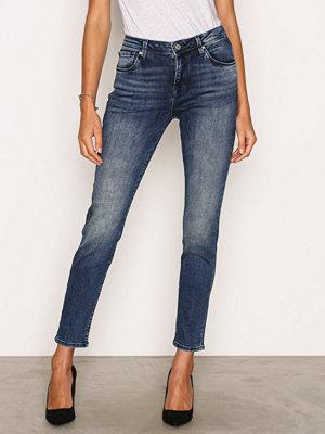 Only onlRELAX Dnm Jeans RIM13350 Blå