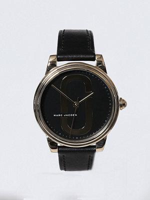 Klockor - Marc Jacobs Watches Lauryn Svart/Guld