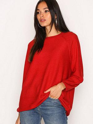 Jacqueline de Yong Jdymathison 7/8 Noos Whs Pullover K Röd