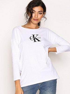 Calvin Klein Jeans Trix-5 True Icon CN HWK Bright White