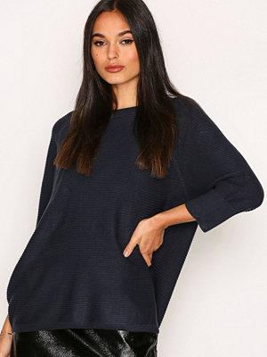 Jacqueline de Yong Jdymathison 7/8 Noos Whs Pullover K Mörk Blå