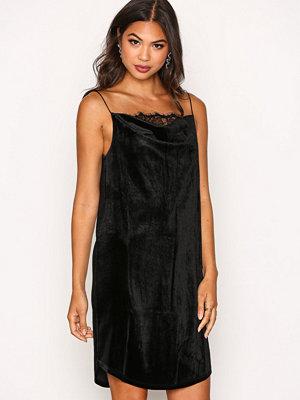 Vero Moda Vmscarlett Slip Short Dress Svart