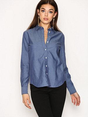 Gant O2. TP Colorful Oxford Shirt Blue