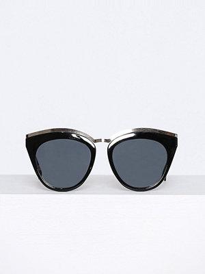 Solglasögon - Le Specs Eye Slay Svart