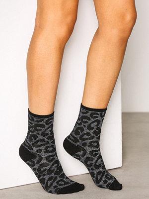 Strumpor - Vero Moda Vmkatrine Glitter Sock Svart