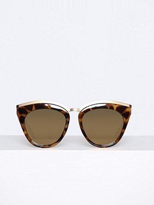 Solglasögon - Le Specs Eye Slay Tortoise