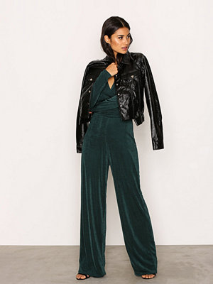 NLY Trend Glamorous Jumpsuit Grön